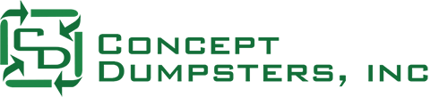 Concept Dumpster Inc Raleigh, NC Logo